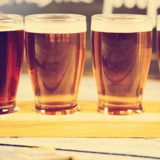 Ölprovning för två i Stockholm - Provning med ölmästare