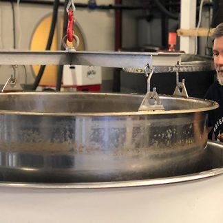 Ölprovning och visning av mikrobryggeri för två i Stockholm