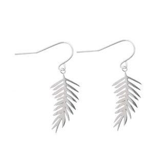Örhängen, Colonia Palm - Pipol?s Bazaar, Silver