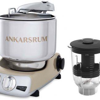 Ankarsrum Assistent Original Sparkling Gold AKM 6230 SG med Blender i Tritan