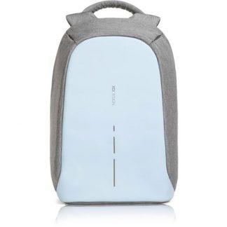 Anti-stöld ryggsäck - Bobby Compact, Ljusblå