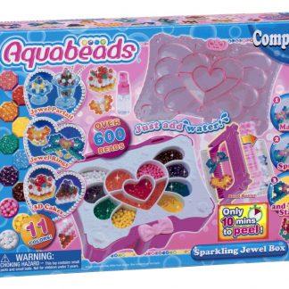 Aquabeads Box med glittrande juveler