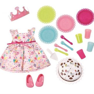 Baby Born - Deluxe Party Set