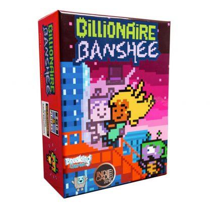 Billionaire Banshee Sällskapsspel