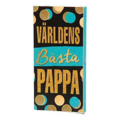 Chokladkaka Världens Bästa Pappa