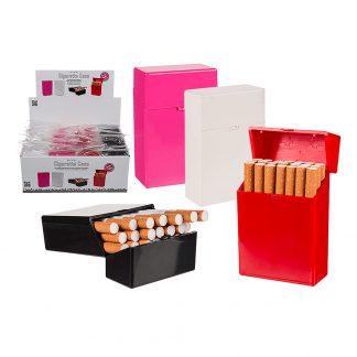 Cigarettetui i Plast