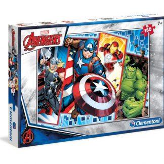 Clementoni Pussel The Avengers 180-bitar
