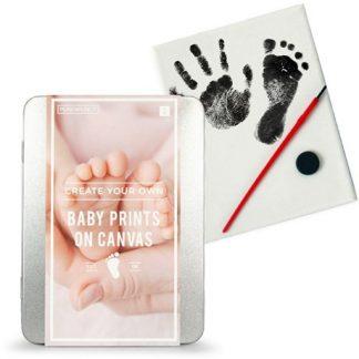 DIY-kit för babyns hand- och fotavtryck, Multi