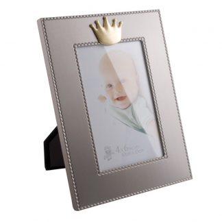 Dacapo Silver Fotoram Krona 10x15cm