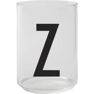 Design Letters Dricksglas, Z