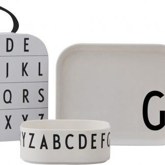 Design Letters Tritan Servis 4-del, G