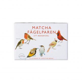 Designtorget Spel Matcha Fågelparen