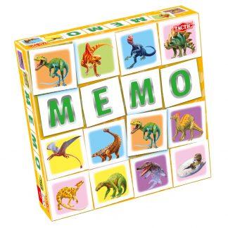 Dinosaurier Memo Spel