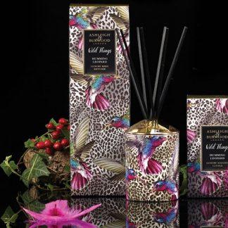 Doftpinnar - Humming Leopard, Black Raspberry, 200 ml