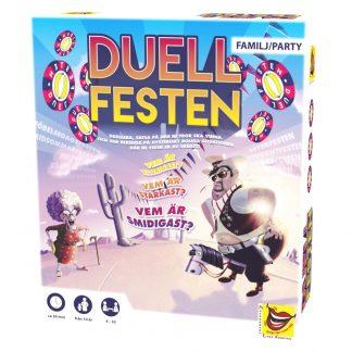 Duellfesten Sällskapsspel