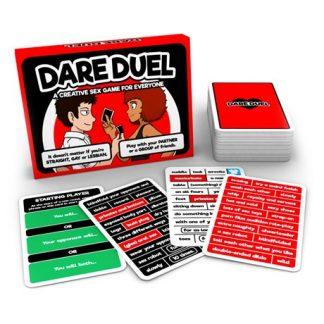 Erotiskt spel - Dare Duel, Röd