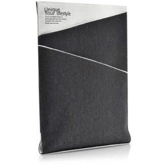 Evouni - iPadfodral av twilldenim, Grå