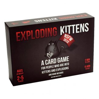 Exploding Kittens NSFW Edition Sällskapsspel