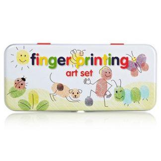 Fingerkonst i plåtask, Originalet
