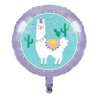 Folieballong Llama Party
