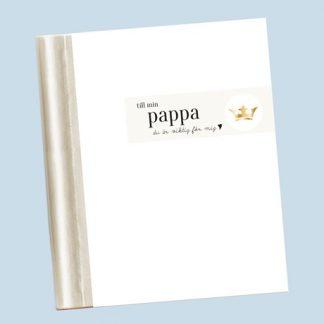 Fyll-i-bok, Till min pappa