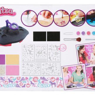Glitza - Party Studio med 120 Designs