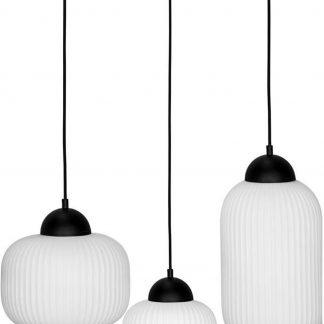 Globen Lighting Pendel Float 3 Vit