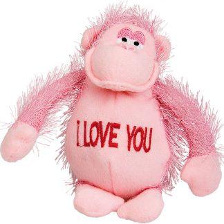 Gosedjur Apa I Love You Rosa