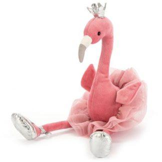 Gosedjur - Balett flamingo & svan, Flamingo