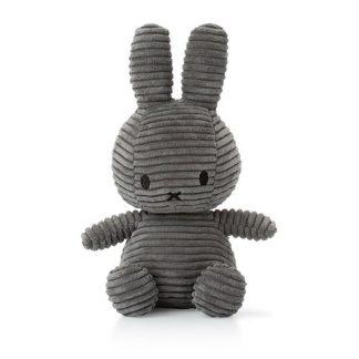 Gosedjur - Miffy Corduroy, grå, Liten