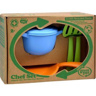 Green Toys - Kock-set 5 delar