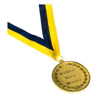Guldmedalj Världen Bästa Mamma - 1-pack