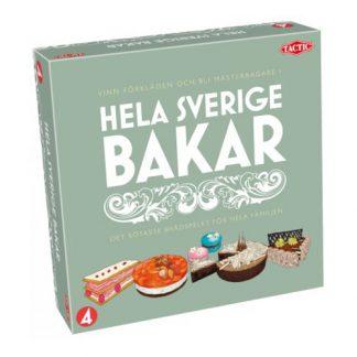 Hela Sverige Bakar Sällskapsspel
