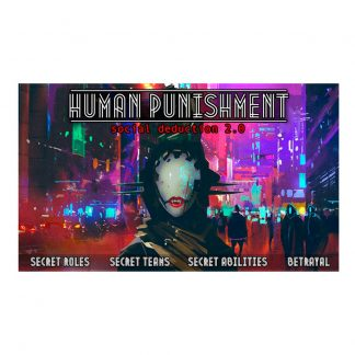 Human Punishment Sällskapsspel