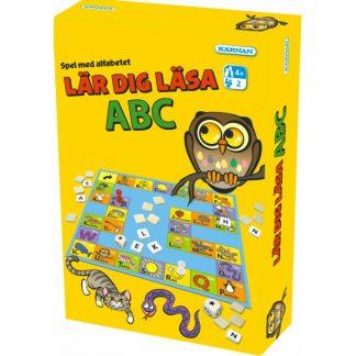 Kärnan Lär Dig Läsa ABC
