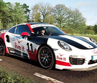 Kör Porsche Premium