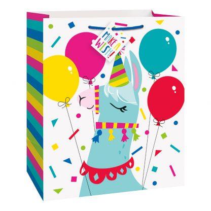 Kalaspåsar Llama Birthday Party