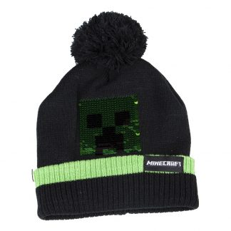 Mössa Minecraft Creeper - One size