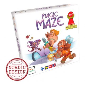 Magic Maze Sällskapsspel