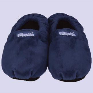 Mikrovågstofflor - Slippies, Blå