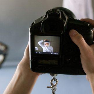 Modellfotografering lyx