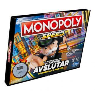 Monopoly Speed Sällskapsspel