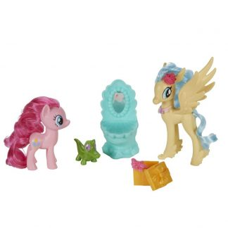 My Little Pony - Party Friends - Pinkie Pie & Princess Skystar