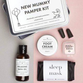 New Mummy Pamper Kit - Överlevnadskit till den nyblivna mamman