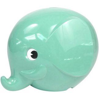 Norsu - Elefantsparbössa, stor, Mintgrön