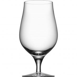 Orrefors Beer Taster ölglas 47 cl., 4 st