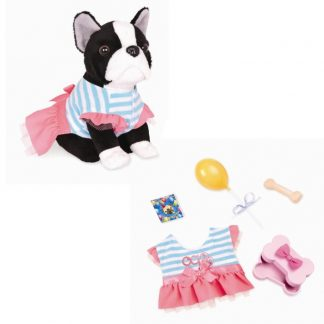 Our Generation Hundkläder (Party)