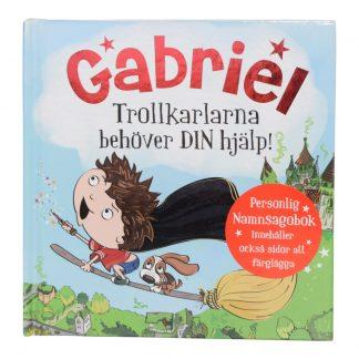 Personlig Sagobok - Gabriel