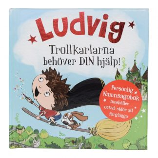 Personlig Sagobok - Ludvig