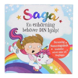 Personlig Sagobok - Saga